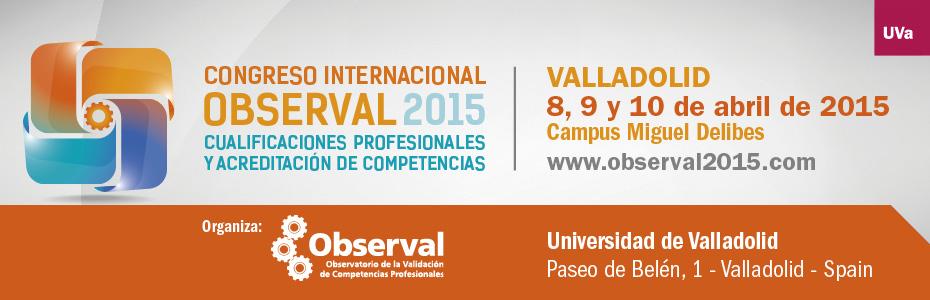 Congreso Internacional Observal 2015
